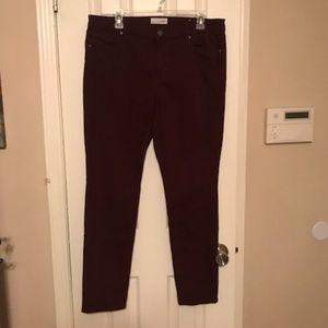 Ann Taylor Loft Modern Skinny Jean